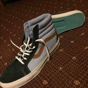 Vans Shoes - Vans SK8 Hi men s size 11. Ortholite new with tags 291743d11